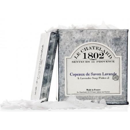 Sapun de rufe fulgi LAVANDA, 575ml  / copeaux de savon lavande