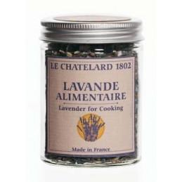 Ceai Lavanda Alimentara de Provence 13g Borcan Le Chatelard 1802