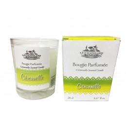 Lumanare parfumata naturala LAMAITA (citronnelle)
