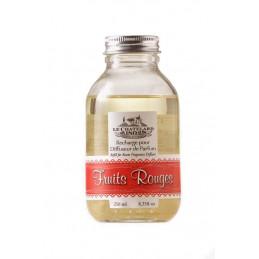 Rezerva Parfum Natural 250ml Fructe Rosii Le Chatelard 1802