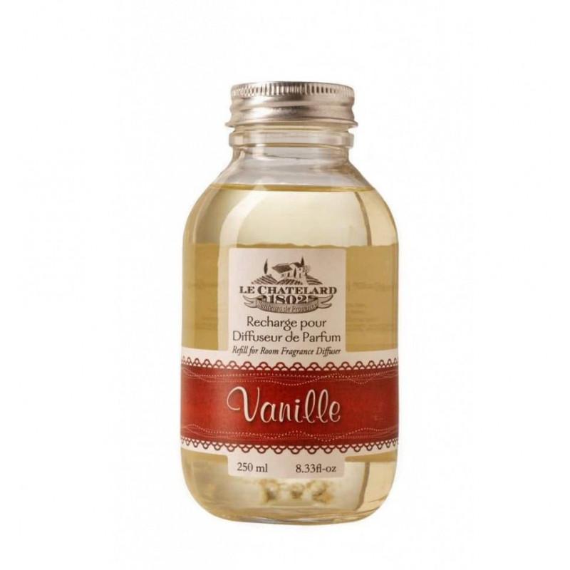 Rezerva Parfum Natural 250ml Vanilie Le Chatelard 1802