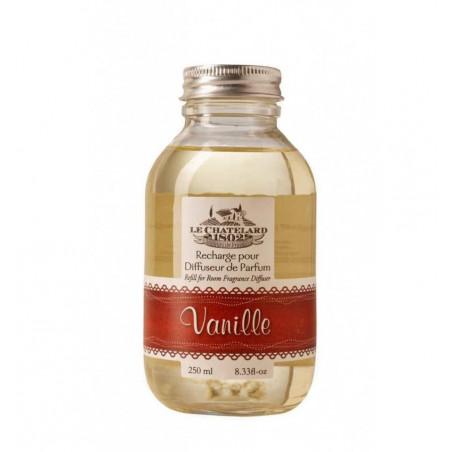 Rezerva parfum de VANILIE pentru odorizant cu betisoare, 250ml