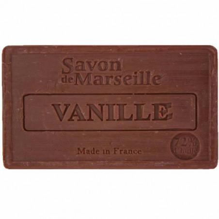 Sapun natural de Marsilia cu VANILIE, 100g / savon de Marseille vanille