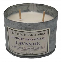 Lumanare parfumata naturala cu LAVANDA