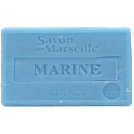 Sapun natural de Marsilia MARIN, 100g / savon de Marseille marine