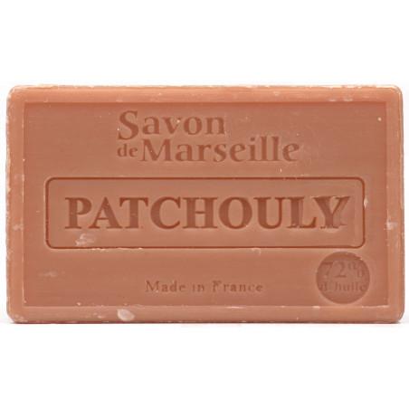 Sapun natural de Marsilia cu PATCHOULI, 100g / savon de Marseille patchouly