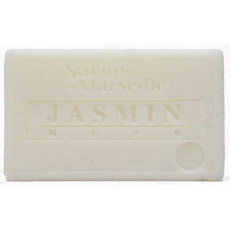 Sapun natural de Marsilia cu MOSC si IASOMIE, 100g / savon de Marseille jasmin musk