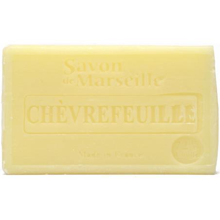 Sapun natural de Marsilia cu CAPRIFOI, 100g / savon de Marseille chevrefeuille
