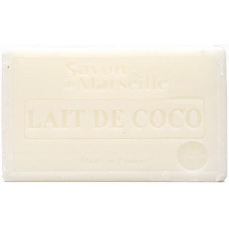 Sapun natural de Marsilia cu LAPTE de COCOS, 100g / savon de Marseille lait de coco