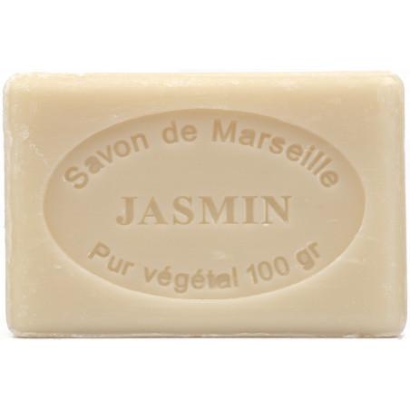 Sapun natural de Marsilia cu IASOMIE, 100g / savon de Marseille jasmin