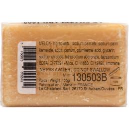 Sapun natural cu PEPENE GALBEN, eticheta