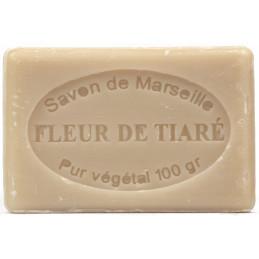 Sapun Natural de Marsilia 100g  Flori de Tiara Fleur de Tiare  Le Chatelard 1802