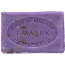 Sapun natural cu LAVANDA, exfoliant