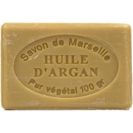 Sapun natural de Marsilia cu ULEI de ARGAN, 100g / savon de Marseille huile d'argan