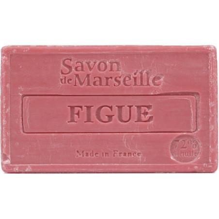 Sapun natural de Marsilia cu SMOCHINE, 100g / savon de Marseille figue