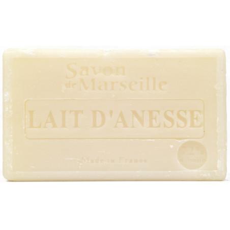 Sapun natural de Marsilia cu LAPTE de MAGARITA, 100g / savon de Marseille lait d'anesse