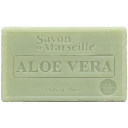 Sapun natural de Marsilia cu ALOE VERA, 100g / savon de Marseille aloe vera