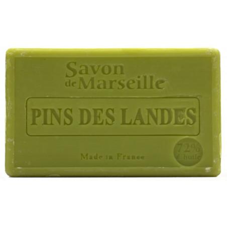 Sapun natural de Marsilia cu PIN, 100g / savon de Marseille pin des landes