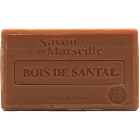 Sapun natural de Marsilia cu SANTAL, 100g / savon de Marseille bois de santal