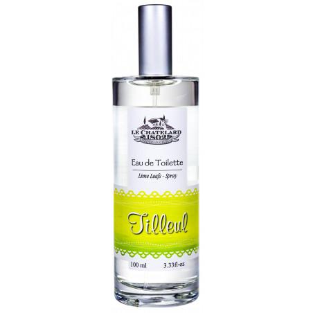 Apă de toaletă cu parfum de FLORI de TEI, 100ml - produs natural / eau de toilette tilleul