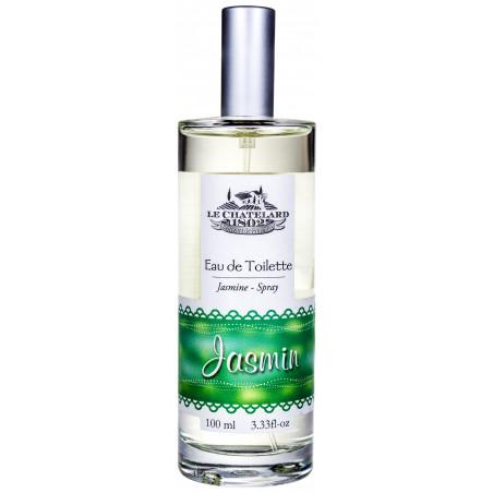 Apă de toaletă cu parfum de IASOMIE, 100ml - produs natural / eau de toilette jasmin