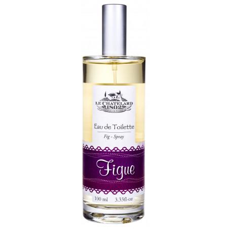 Apă de toaletă cu parfum de SMOCHINE, 100ml - produs natural / eau de toilette figue