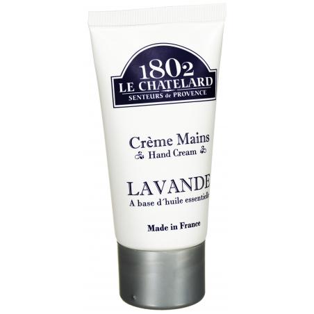 Crema de maini naturala cu lavanda de Provence, 50ml / creme mains lavande