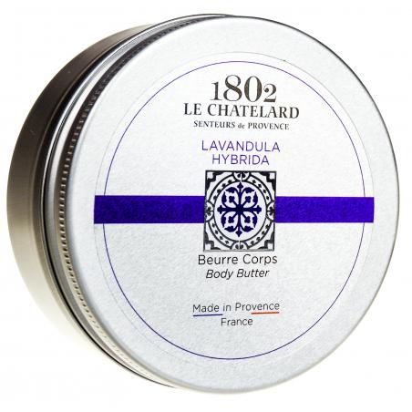 Unt de Corp Natural 200ml Lavanda de Provence