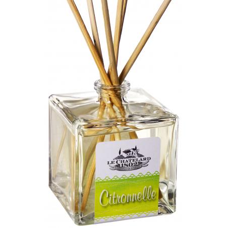 Odorizant de camera cu betisoare LAMAITA, 100ml / diffuseur de parfum citronnelle
