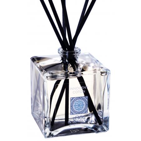 Odorizant de camera cu betisoare INNOCENT COTTON Bumbac, 100ml / diffuseur de parfum lavande