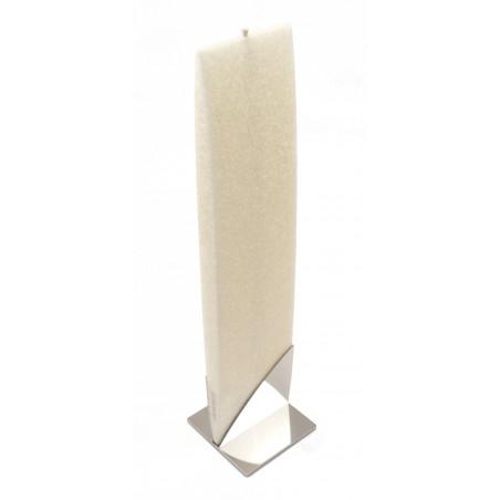 Lumanari decorative calitate premium in forma de pana. Variante: rosu, argintiu, galben, violet, alb