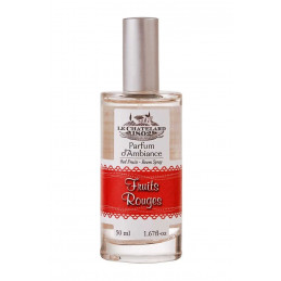 Odorizant de camera spray cu FRUCTE ROSII (fruits rouges)
