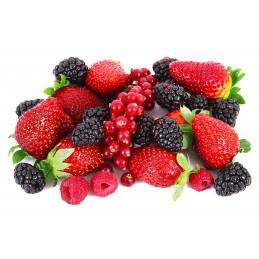 FRUCTE ROSII (fruits rouges)