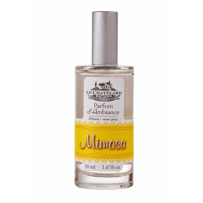 Odorizant de camera spray cu MIMOZA (mimosa)