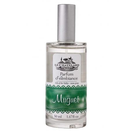 Odorizant de camera spray cu LACRAMIOARE (Margaritar), 50ml / vaporisateur muguet