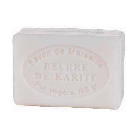 Sapun natural de Marsilia cu UNT de SHEA, 100g / savon de Marseille beurre de karite