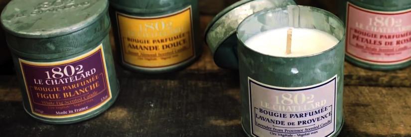 Lumanari parfumate naturale
